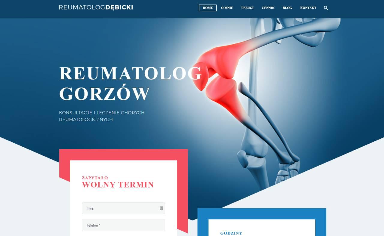 Roan24 Rheumatologist Debicki.pl HOME