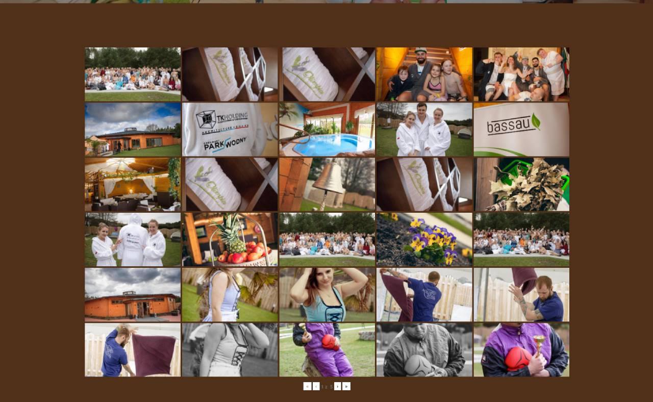 ROAN24 Sauna Olimpia Website Gallery