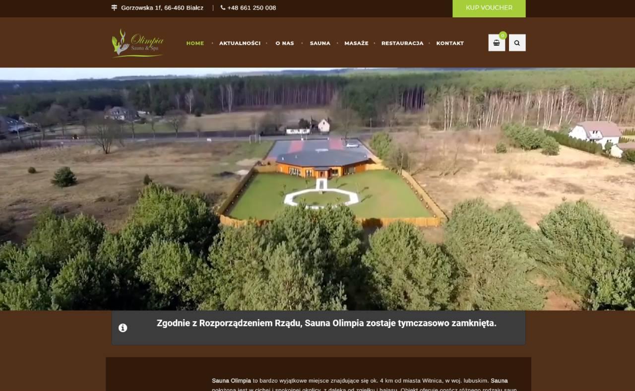 ROAN24 Sauna Olimpia Website HOME