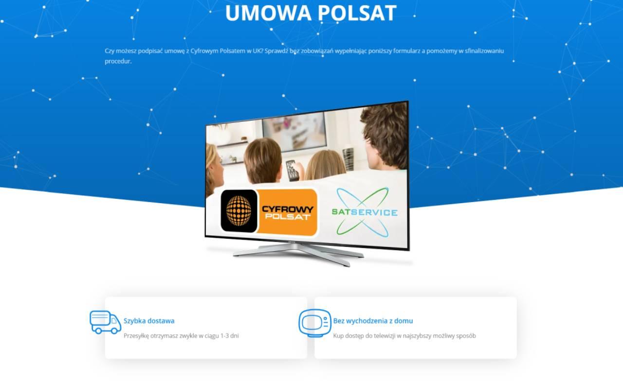 ROAN24 Sat Service Polsat Agreement
